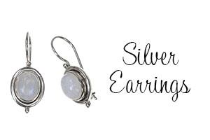 tile-silver-earings